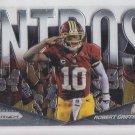 Robert Griffin III Intros Die Cut Insert 2014 Panini Prizm #115 Redskins