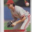Hal Morris Rookie Card 1993 Fleer Ultra #31 Reds