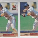 Tommy Shields Rookie Card Lot of (2) 1993 Fleer Ultra #321 Cubs