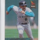 Rich Renteria Rookie Card 1993 Fleer Ultra #385 Marlins