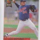 Tavo Alvarez Rookie Card 1993 Fleer Ultra #410 Expos