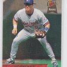 Sean Berry Rookie Card 1993 Fleer Ultra #411 Expos