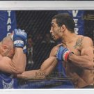 Jose Aldo Gold Parallel 2011 Topps UFC Title Shot WEC #29