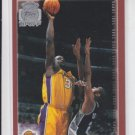 Shaquille O'Neal Basketball Card 2000-01 Topps Tip Off #10 Lakers