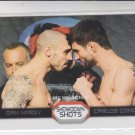 Dan Hardy & Carlos Condit Showdown Sho 2011 Topps UFC Moment of Truth #SS-HC