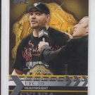 Tim Sylvia Championship Chronology Insert 2011 Topps UFC Title Shot #CC-10