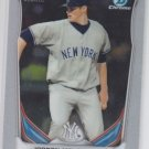 Jordan Montgomery 1st Prospect Card 2014 Bowman Chrome Draft #CDP114 Yankees