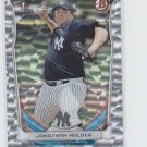 Jonathan Holder Ice Parallel 2014 Bowman Draft #DP88 Yankees