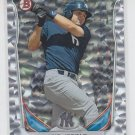 Eric Jagielo Silver Ice Parallel 2014 Bowman Draft #TP-51 Yankees