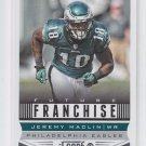 Jeremy Maclin Future Franchise Football Trading Card 2013 Score #322 Eagles