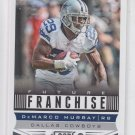 DeMarco Murray Future Franchise Football Trading Card 2013 Score #307 Cowboys