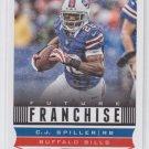 C.J. Spiller Future Franchise Football Trading Card 2013 Score #302 Bills