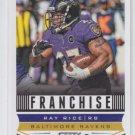 Ray Rice Franchise Football Trading Card 2013 Score #269 Ravens