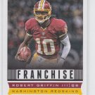 Robert Griffin III Franchise Football Trading Card 2013 Score #298 Redskins