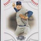 Nolan Ryan Baseball Card 2008 Donruss Threads #49 Rangers