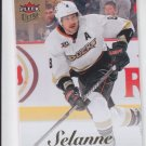 Teemu Selannne Ultra 2013/14 Fleer Showcase #22 Ducks