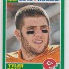 Tyler Bray Rookie Card 2013 Score #432 Chiefs