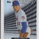 Jeurys Familia Rookie Card Refractors 2013 Topps Finest RC #97 Mets