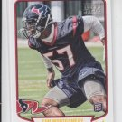 Sam Montgomery RC 2013 Topps Magic #131 Texans