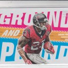 Arian Foster Ground And Pound Insert 2013 Topps Magic #GAPAF Texans