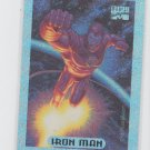 Iron Man Silver Holofoil Chase Card Single 1994 Marvel Masterpieces #5 *ED