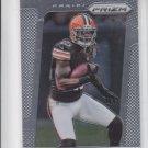 Greg Little Football Trading Card 2013 Panini Prizm #15 Browns