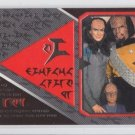 Klingon Family Values 1995 Skybox Star Trek Next Generation Embossed S13 QTY *ED