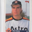 Mike Simms Rated Rookie RC Baseball Trading Card 1993 Donruss #32 Astros
