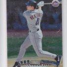 Robin Ventura Baseball Trading Card 1999 Topps Stadium Club #316 Mets
