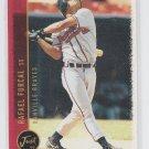 Rafael Furcal Rookie Card 1999 Just #20 Braves