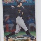 Bryant Brown Baseball Trading Card 1999 Topps Stadium Club #312 Pirates