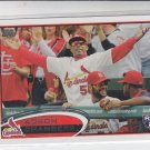 Adron Chambers Rookie Card 2014 Topps Series 1 #90 Reds