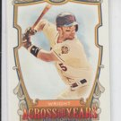 David Wright Across The Years Insert 2013 Topps Allen & Ginter #ATY-DW Mets
