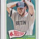 John Lackey Baseball Card 2014 Topps Heritage #206 Red Sox