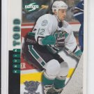 Kevin Todd Mighty Ducks Hockey Card 1997-98 Score #6