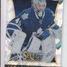 Jonathan Bernier Cracked Ice Spring Fan Expo 2013-14 Panini Select #422 Leafs