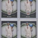O.J. Mayo Rookie Card Lot of (4) 2008-09 Topps Treasury RC #103 Grizzlies