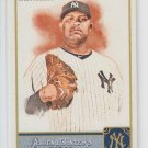 CC Sabathia SP Baseball Trading Card 2011 Topps Allen & Ginter #330 Yankees