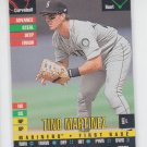 Tino Martinez Baseball Trading Card 1995 Donruss Top of the Order Mariners