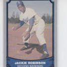 Jackie Robinson Baseball Trading Card 1988 Pacific Legends #40 Dodgers