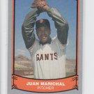 Juan Marichal Baseball Trading Card 1988 Pacific Legends #54 Giants
