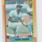 Frank Thomas Rookie Card 1990 Topps #414 White Sox *ABCDE HOF 2014