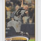 Michael McKenry Baseball Card 2012 Topps Series 1 #99 Pirates