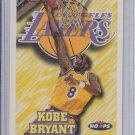 Kobe Bryant Basketball Card 1997-98 NBA Hoops #75 Lakers