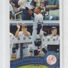 Alex Rodriguez Baseball Card CL 2011 Topps Series 1 #155 Yankees
