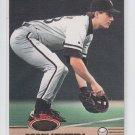 Robin Ventura Baseball Card 1993 Topps Stadium Club #387 White Sox