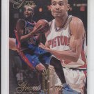 Grant Hill Rookie Card 1994-95 Fleer Flair #213 Pistons