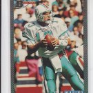 Dan Marino Foil Parallel 1993 Bowman Football #150 Dolphins HOF Sharp!