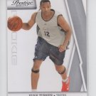 Evan Turner RC Basketball Card 2010-11 Panini Prestige #212 Clippers Sharp!