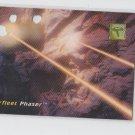 Starfleet Phaser 1995 Skybox Star Trek 30 Years Phase 1 Trading Card #D2 *ED